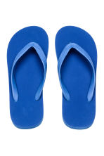 Flip-flops - Cornflower blue - Men | H&M 2